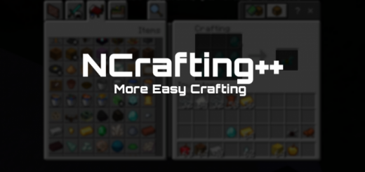 NCrafting++  (1.12 Beta Only)
