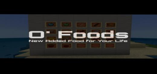 O' Foods Add-ons