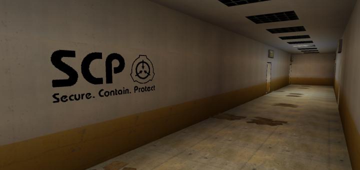 SCP Horror Map | Minecraft PE Maps