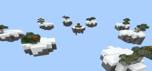 SkyPixel – SkyWars server