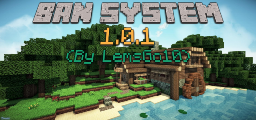 BanSystem 1.0.1 (FunctionPack)