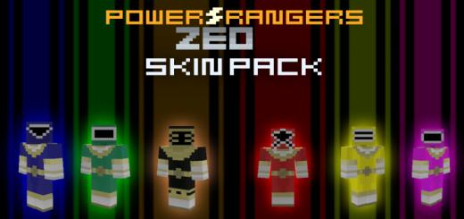 Power Rangers: ZEO (SkinPack)