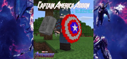 Captain America Addon (with Auto-Enchant)