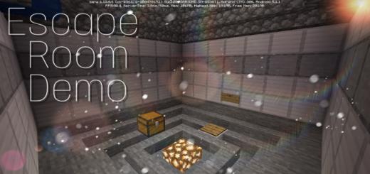 Escape Room Demo [Puzzle]