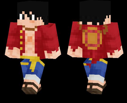 Luffy Skin