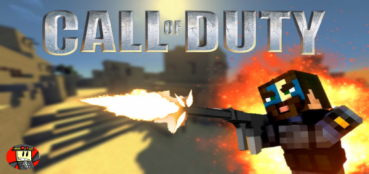Minecraft : Call of Duty (Chapter 1)
