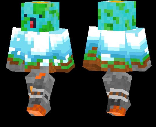 Earth Minecraft Pe Skins