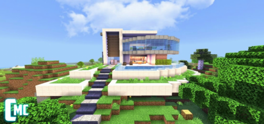 Search Results For Modern House Mcpe Dl