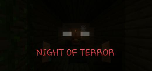 Night Of Terror (Horror Map)