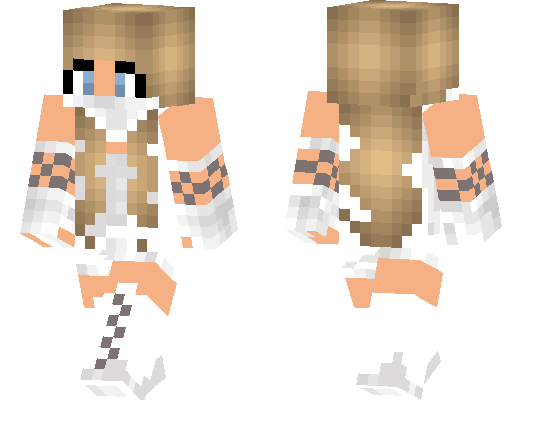 Assassin Girl Minecraft Pe Skins
