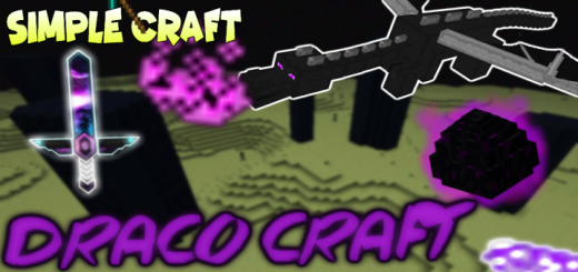 Draco Craft By Simple Craft!