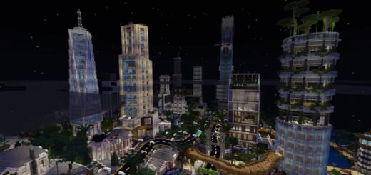 Mega Metropolis Valdin City