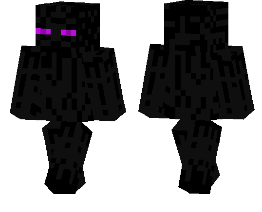 Enderman Minecraft Pe Skins