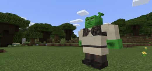 Shrek Texture Pack