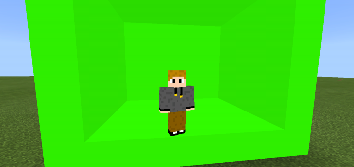 Green Screen Pack for MCPE | Minecraft PE Texture Packs
