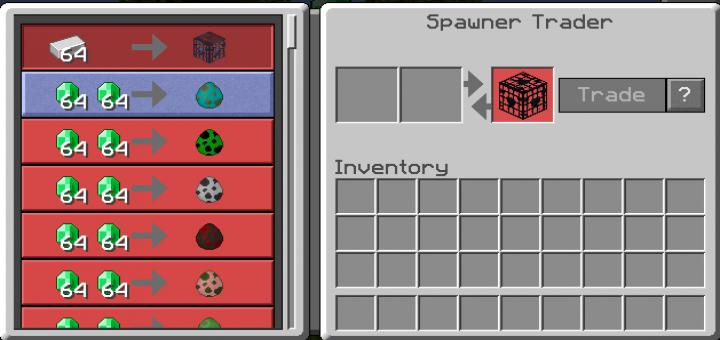 Nitwit Spawner Trader Addon   Minecraft PE Mods & Addons