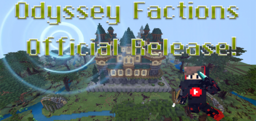 Odyssey Factions [PvP]