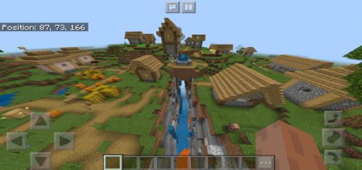 Minecraft PE Seeds - Bedrock Engine   MCPE DL