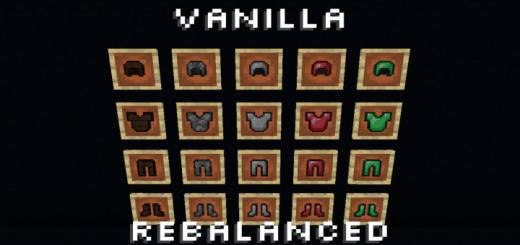 Vanilla Rebalanced Addon