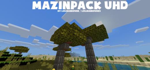MazinPack UltraHD [512×512] V0.1.3