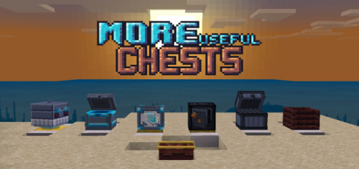 More Useful Chests Addon [1.12+]