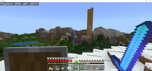 """My First """"All Achievements"""" Minecraft SMP World"""
