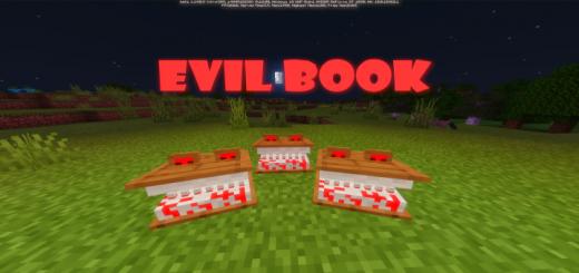Evil Book Addon