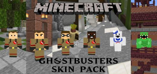 Ghostbusters Skin Pack