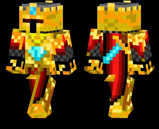 Golden Armour King