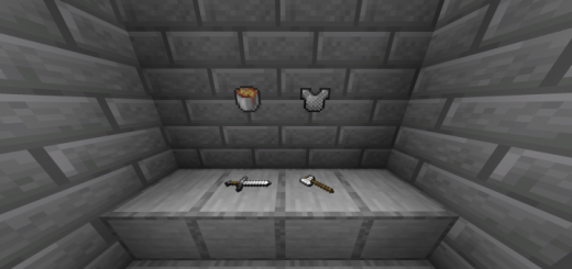 Invisible Item Frames Resource Pack