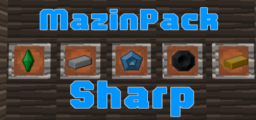 MazinPack Sharp [Demo 0.1.1]