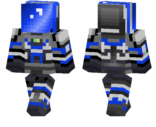 Space Suit Skin