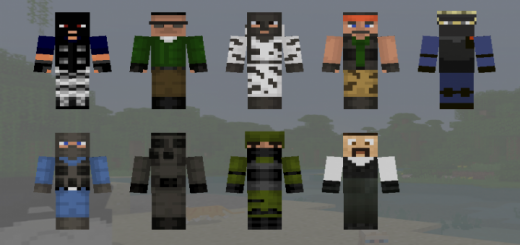 Counter-Strike 1.6 Skin Pack