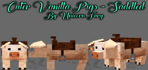 Cuter Vanilla Pigs