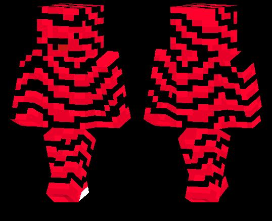 Epic red wavy derp