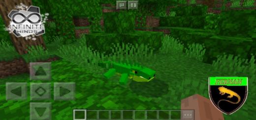 Iguanas And Snakes Addon V2.0