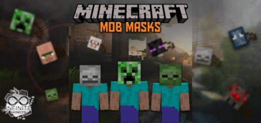 Mob Masks Add-on (1.13+)