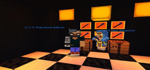 スミオ's Pole-Arms Addon