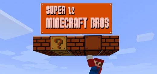 Super Minecraft Bros (Skin Pack) (Update 1.2)
