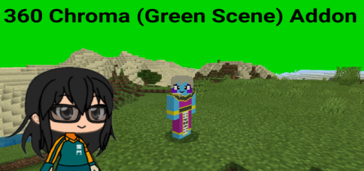 360 Chroma (Green Scene) Addon