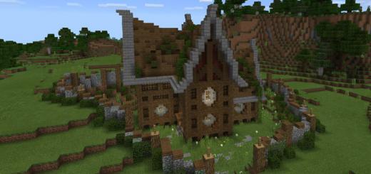 A Good Survival House [Creation]