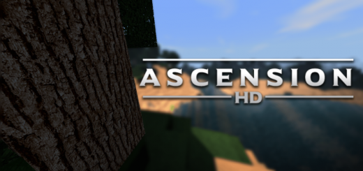 ASCENSION HD | v1.0.8 | Update!