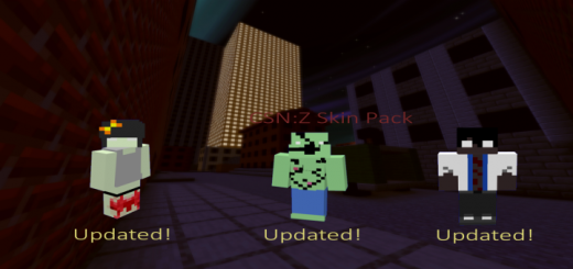 CSN:Z Skin Pack (Zombies Only)