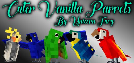 Cuter Vanilla Parrots v1.0.0