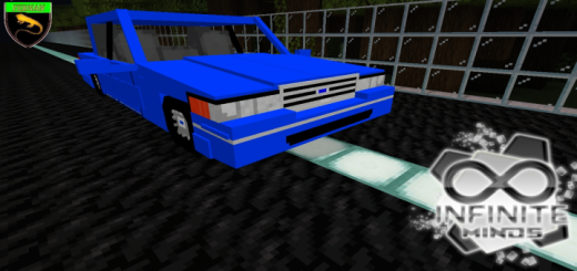 Ford Crown Addon