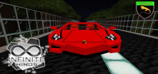 Lamborghini Aventador Addon