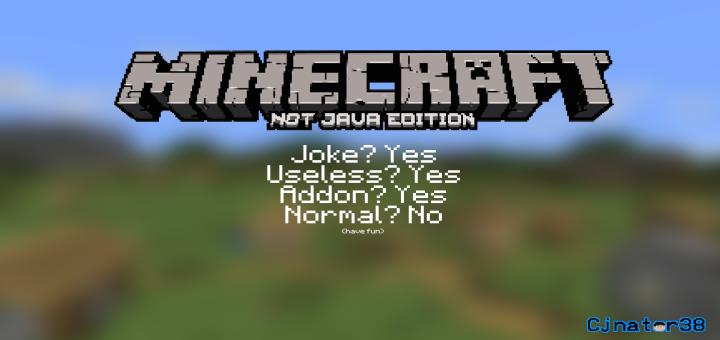 Not Java Edition Subtitle Minecraft Pe Texture Packs