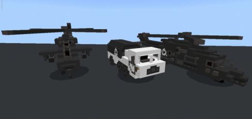 SCP Vehicles Addon