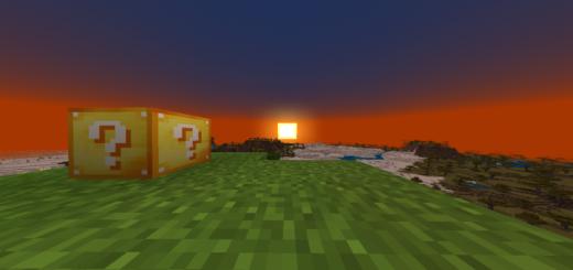 Survival Lucky Blocks