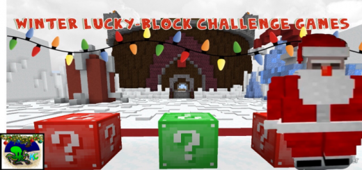 Winter Lucky-Block Challenge Games
